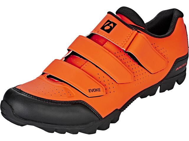 35b42c77b Bontrager Evoke - Zapatillas Hombre - naranja | Bikester.es